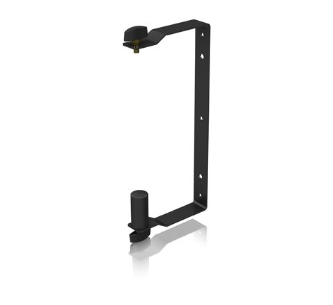 EUROLIVE WB208 Black Wall Mount Bracket for B208 Series Speakers