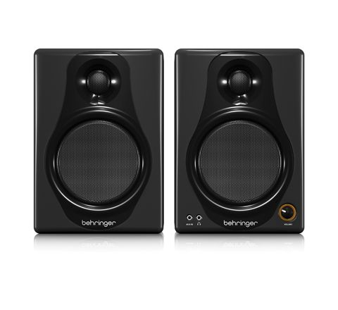 Behringer Media 40USB Monitors With USB (Pair)