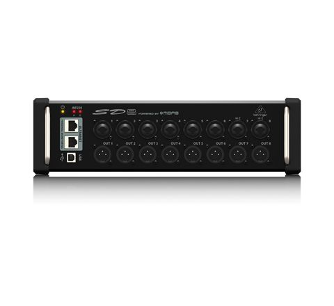 Behringer SD8 Digital Stage Box / Snake