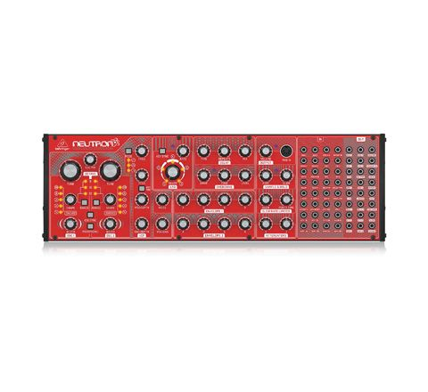 Behringer NEUTRON Paraphonic Analogue and Semi-Modular Synthesizer