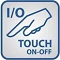 Touch switch power  ON/OFF